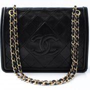 chanel quilted shoulder cc bag